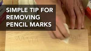 How To Remove Wood Laminate Flooring How To Remove Pencil Marks From Wood 4 Easy Steps With Video Guide