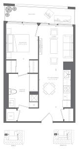 1 bedroom with loft floor plans floorplans for 1 bedroom condominium loft suites kingsway by the