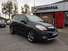 vauxhall motability used vauxhall mokka cars for sale in southampton hampshire
