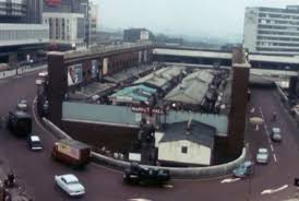 watch this upbeat bull ring shopping centre film now 50 years old