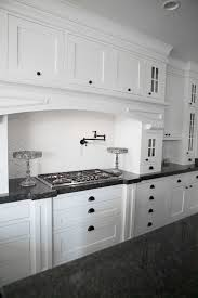 Dark Shaker Kitchen Cabinets Kitchen White Kitchen Painted Shaker Cabinets With American
