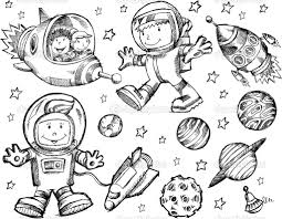 space coloring pages space coloring pages for kids with rocket