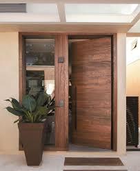 Exterior Wooden Door Modern Exterior Front Doors Home Designs Ideas