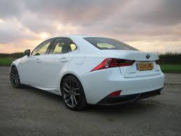 lexus is300h range lexus is 300h f sport auto road test report and review