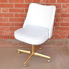 white gold office chair the 3 office chair makeover spray painting sprays and room