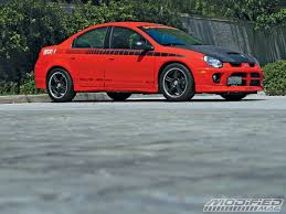 dodge srt 4 project car modified magazine