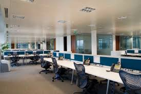 Open Floor Plan Office by Open Plan Workstation Cisco Connected Workplace