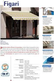 Toiles Pour Stores Bannes Le Store Banne Figari Franciaflex Vos Avis Sur Le Produit Et Mon