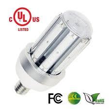 fcc compliant led lights 80w led corn lights rohs