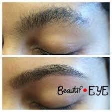 beautif eye eyebrow threading photos before and after eyebrow