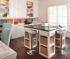 some considerations when building your own craft room ideas