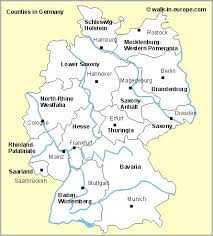 map of germany in europe walk in europe germany tourist and digital maps with walk in