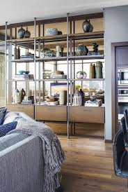 stylish shelving and bookcases
