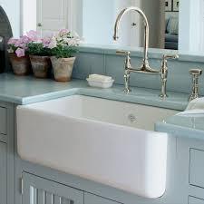 Brushed Stainless Steel Backsplash by Kitchen Sinks Vessel Apron Front Sink Single Bowl Oval Backsplash
