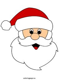 santa claus picture santa claus coloring page cricut santa