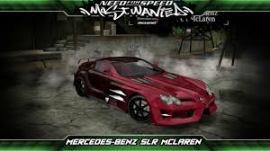 build mercedes need for speed most wanted car build mercedes slr mclaren