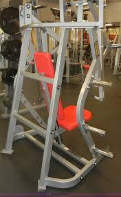 hammer strength lateral bench press item m9643 sold jul