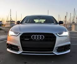 audi a6 review 2017 audi a6 3 0t competition quattro road test review by ben