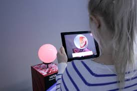 Augmented Reality Home Design Ipad by Interactive Augmented Reality Ar For Hitachi Inition London