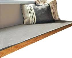 gray bench cushion u2013 vcomimc
