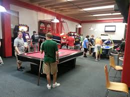 game room features mansfield university