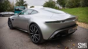 Aston Martin Db10 James Bond S Car From Spectre In Depth Look Aston Martin Db10 From Spectre Walkaround