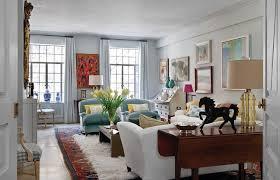 chic home interiors renovated apartment in new york prewar luxury home interiors chic