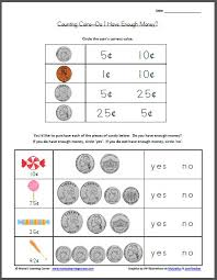 counting coins u2013 do i have enough money money worksheets