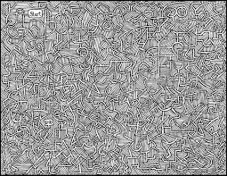 maze coloring page u2013 gorff u0027s labyrinth