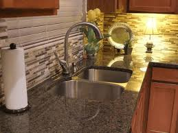 kitchen backsplash granite backsplashes for kitchens with granite countertops subway mosaic