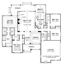 floor plans for a 4 bedroom house beautiful modern 4 bedroom ranch floor plans for kitchen