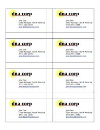 Free Blank Business Card Template For Word Avery Card Templates How To Decorate Place Cards And Gifts For