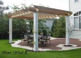 pergola pergolas beautiful pergola backyard best 25 pergolas