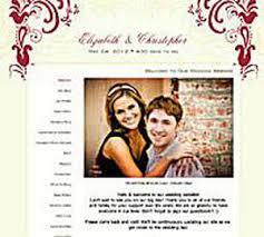 free wedding websites with five free wedding planning websites