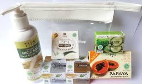 Sabun Thai sabun beras pusat kosmetik herbal original aman dan berkualitas