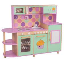 kinderk che holz rosa kinderküche holz spielküche spielzeugküche küche holzküche