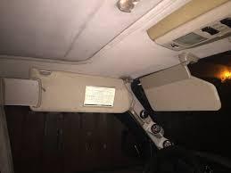 lexus rx300 sun visor repair garage door opener clip for thick visor wageuzi