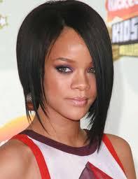 high forehead hairstyle ideas celebrity short haircuts 10 rihanna bob hairstyles ideas under 10