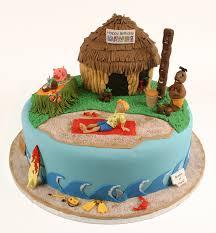 unique luau cakes ideas 99448 this flip flop cake was a se