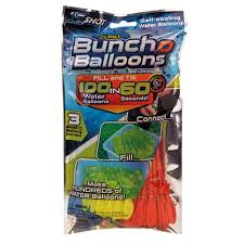 bunch balloons water balloons bunch o balloons bonabona toys gadgets