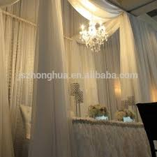 wedding drapes white 10 wide voile sheer wedding drapes ceiling drapes buy