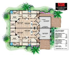 south florida designs duplex 3 bedroom house plan south florida design