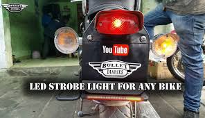 Led Strobe Light Strips by Led Strip Light For Any Bike Multifunction Must Buy See