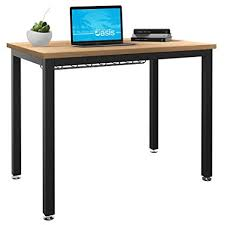 small teak writing desk amazon com small computer desk for home office 36 length table