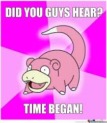 Slow Poke Meme - every other slowpoke meme outdone by elfkaboom meme center