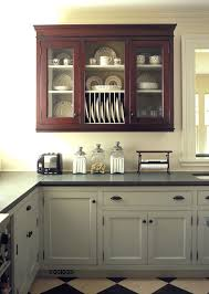 mixing wood and painted cabinets kitchen traditional with two tone