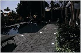 solar led paver lights solar lights around pool a the best option amazon paver light led