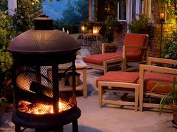 cast iron outdoor fire pit home design
