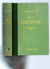 ma cuisine escoffier ma cuisine his last book 1934 in auction 29