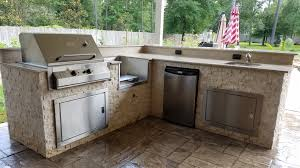 custom outdoor kitchen designs custom outdoor kitchen designed and handcrafted by texas pit